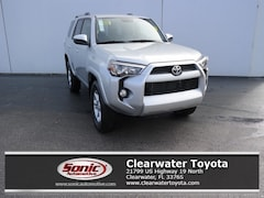 New 2019 Toyota 4Runner SR5 SUV serving Tampa