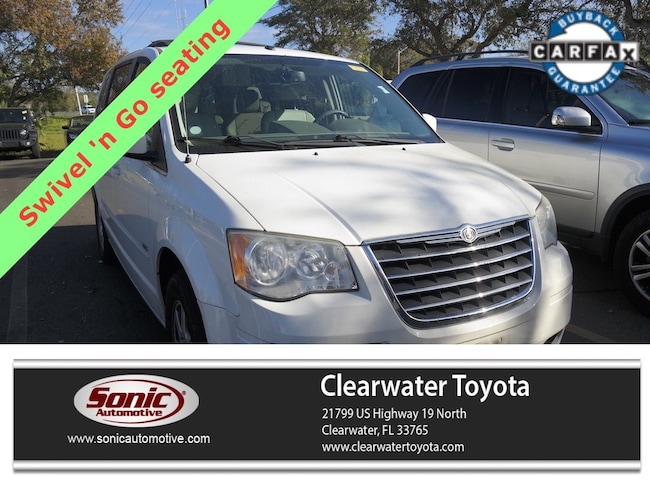 Used 2008 Chrysler Town & Country Touring 4dr Wgn Van in Clearwater