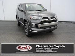 New 2019 Toyota 4Runner Limited SUV serving Tampa