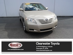 Used 2009 Toyota Camry LE 4dr Sdn I4 Auto  Natl Sedan for sale in Clearwater