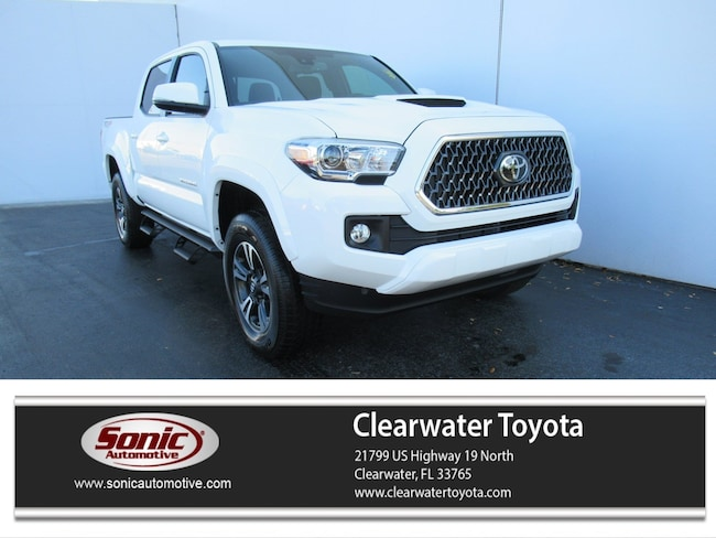 New 2019 Toyota Tacoma TRD Sport  Double Cab 5 Bed V6 AT Natl Truck Double Cab