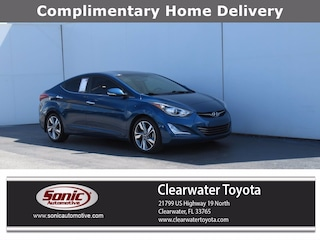 Used 2015 Hyundai Elantra Limited (4dr Sdn Auto Limited (Ulsan Plant)) Sedan for sale in Fort Myers, FL