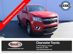 Used 2018 Chevrolet Colorado 2WD Z71 2WD Crew Cab 128.3 Z71 Truck Crew Cab in Clearwater