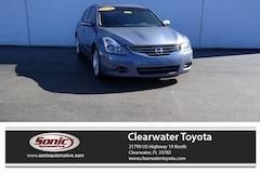 Used 2012 Nissan Altima 3.5 SR 4dr Sdn V6 CVT Sedan for sale in Clearwater