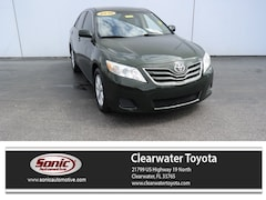 Used 2010 Toyota Camry LE 4dr Sdn I4 Auto  Natl Sedan for sale in Clearwater