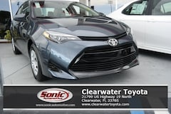 New 2019 Toyota Corolla L Sedan for sale in Clearwater