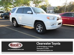 Used 2011 Toyota 4Runner SR5 RWD 4dr V6  Natl SUV in Clearwater