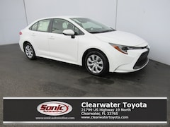New 2020 Toyota Corolla LE Sedan for sale in Clearwater