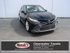 New 2019 Toyota Camry XLE Sedan for sale in Clearwater