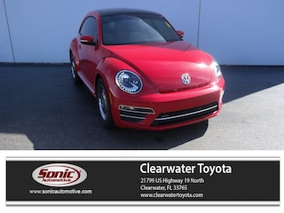 Used 2018 Volkswagen Beetle S  Auto Hatchback in Fort Myers
