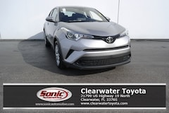 New 2019 Toyota C-HR LE SUV for sale in Clearwater
