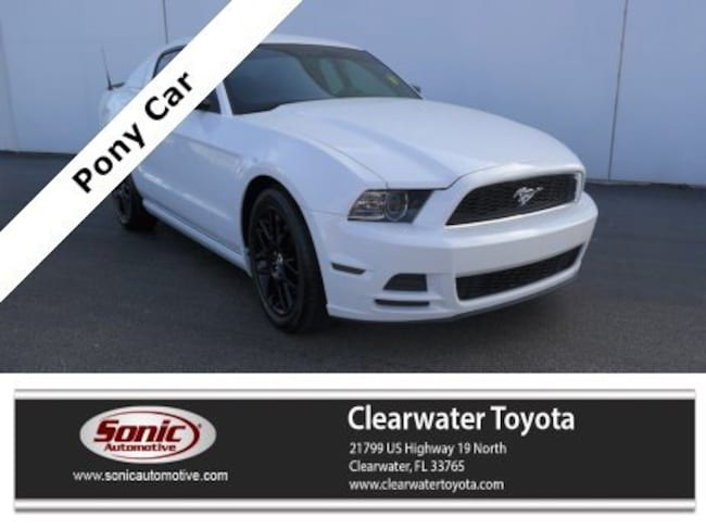 Used 2014 Ford Mustang V6 2dr Cpe Coupe in Clearwater