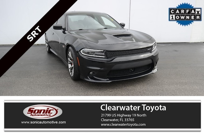Used 2015 Dodge Charger SRT 392 4dr Sdn  RWD Sedan in Clearwater