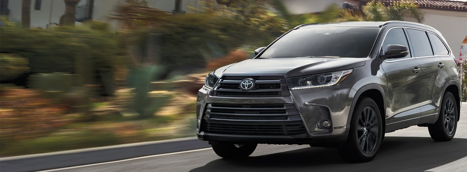 New Toyota Highlander For Sale At Clearwater Toyota