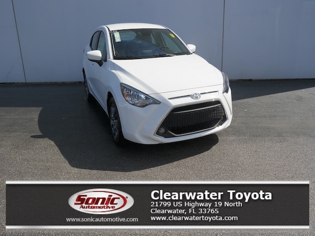 New Toyota Yaris for Sale at Clearwater Toyota
