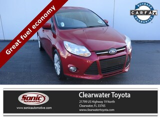 2012 Ford Focus SE 4dr Sdn Sedan
