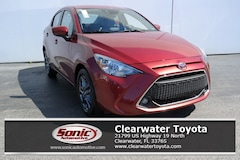 New 2019 Toyota Yaris Sedan LE Sedan serving Tampa