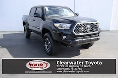 New 2019 Toyota Tacoma TRD Off Road V6 Truck Double Cab serving Tampa