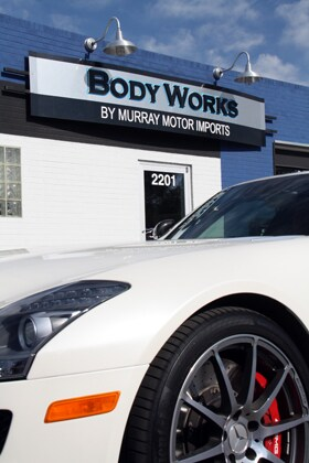 Lease Return Reconditioning Bodyworks By Murray Motor