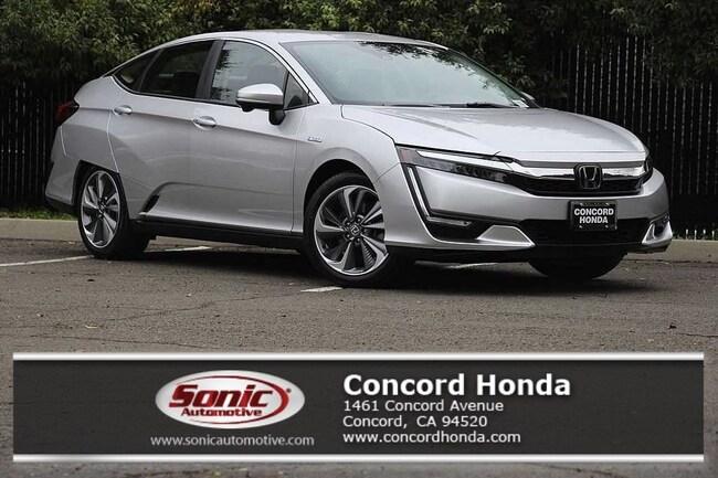 New 2018 Honda Clarity Plug-In Hybrid Sedan in Concord, CA