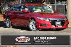 New 2018 Honda Accord LX Sedan in Concord, CA