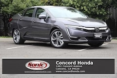 New 2018 Honda Clarity Plug-In Hybrid Sedan in Concord, CA
