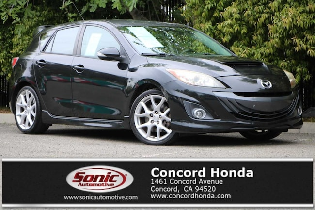 Used 2010 Mazda Mazdaspeed3 Sport Hatchback in Concord, CA