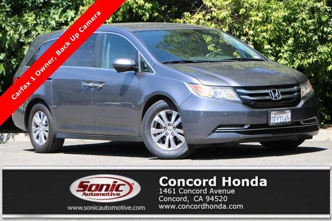 Used 2014 Honda Odyssey EX Van in Concord, CA