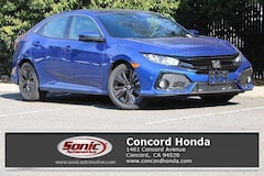 New 2019 Honda Civic EX Hatchback in Concord, CA
