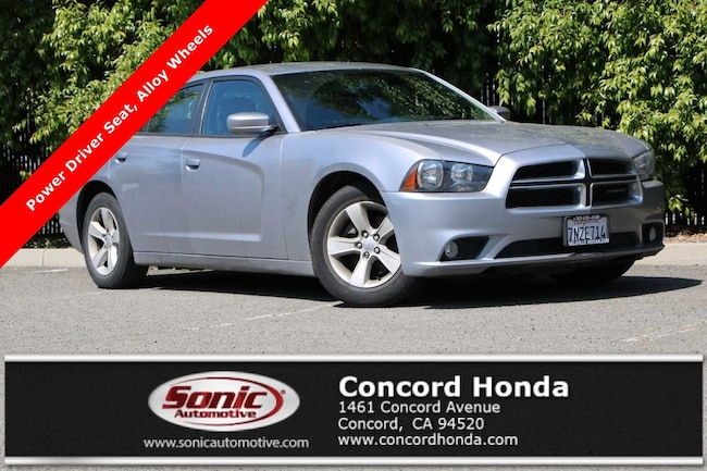 Used 2013 Dodge Charger SXT Sedan in Concord, CA