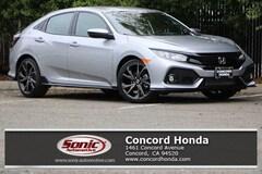 New 2019 Honda Civic Sport Hatchback in Concord, CA