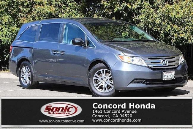 Used 2012 Honda Odyssey EX Van in Concord, CA