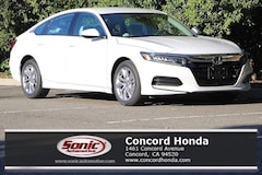 New 2019 Honda Accord LX Sedan in Concord, CA