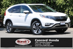 Certified 2016 Honda CR-V Touring FWD SUV in Concord, CA