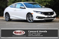 New 2019 Honda Civic EX Coupe in Concord, CA