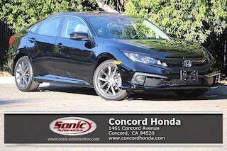 New 2019 Honda Civic EX Sedan