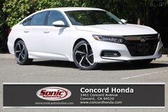 New 2019 Honda Accord Hybrid Sedan in Concord, CA