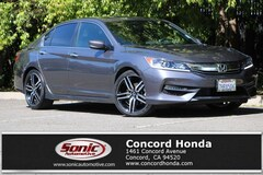 Certified 2017 Honda Accord Sport Sedan in Hayward, CA