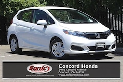 New 2019 Honda Fit LX Hatchback in Concord, CA