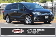 New 2019 Honda Odyssey EX-L Van in Concord, CA