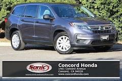 New 2019 Honda Pilot LX AWD SUV in Concord, CA
