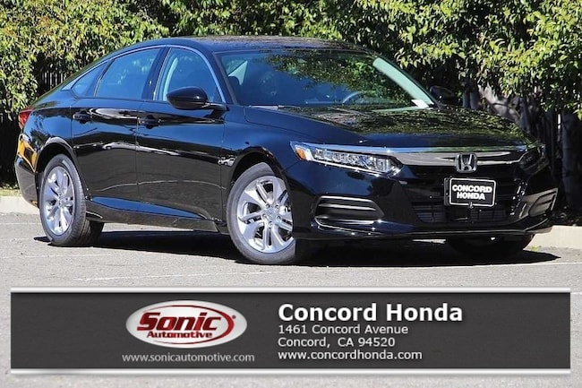 New 2019 Honda Accord LX Sedan in Concord, CA
