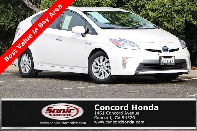 Used 2014 Toyota Prius Plug-in Plug-in Hatchback in Concord, CA