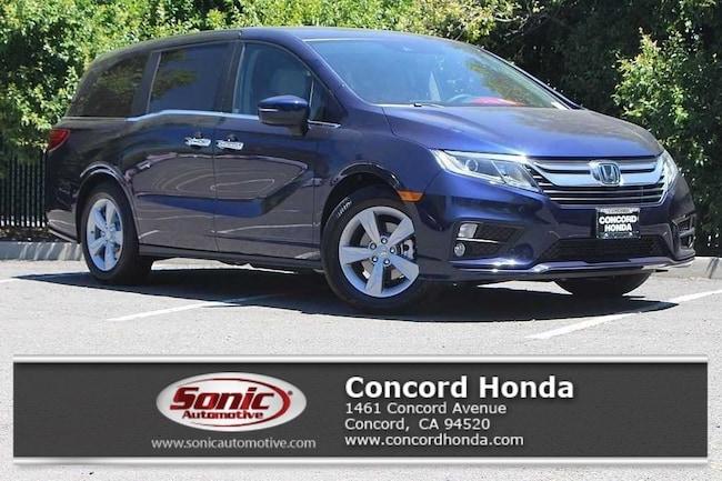 New 2019 Honda Odyssey EX Van in Concord, CA