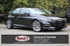 New 2019 Honda Accord Hybrid Sedan Sedan in Concord, CA