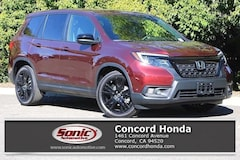 New 2019 Honda Passport Sport FWD SUV in Concord, CA