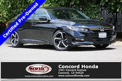Certified 2018 Honda Accord Sport Sedan in Concord, CA