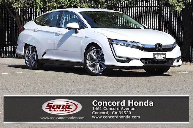 New 2018 Honda Clarity Plug-In Hybrid Touring Sedan in Concord, CA