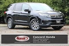 New 2019 Honda Pilot EX-L AWD SUV in Concord, CA