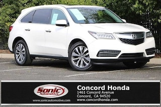 2016 Acura MDX MDX SH-AWD with Technology and AcuraWatch Plus Packages SUV
